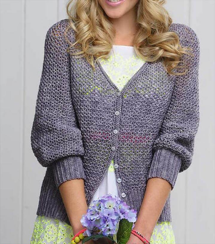 crochet patterns for spring: