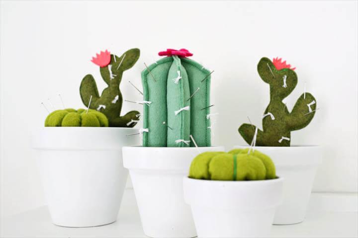 Cardboard cacti