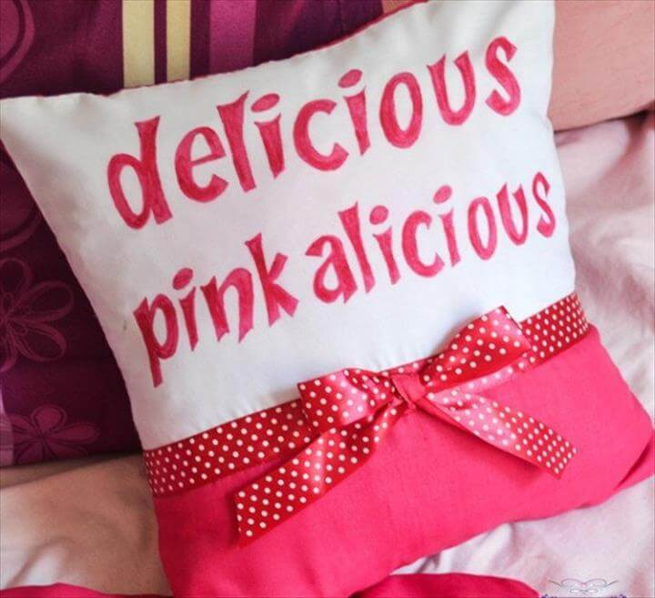 Decorative DIY Pillow Ideas for Your Home