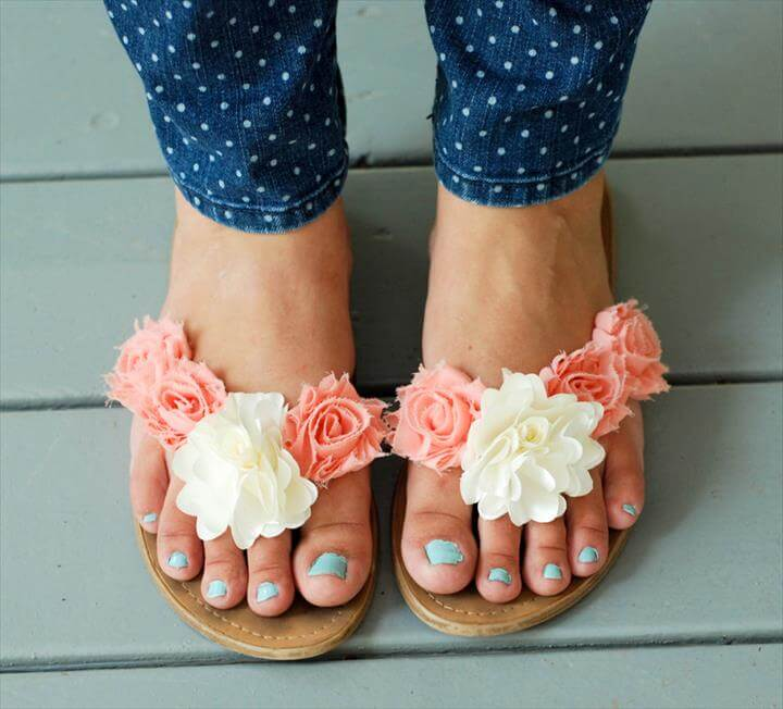 Diy Flip Flops Ideas