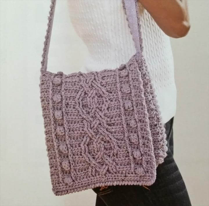 Crochet Patterns bag