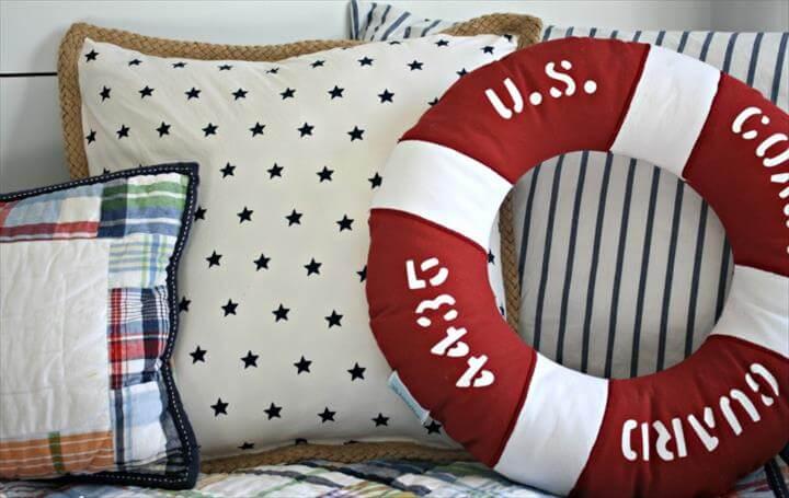 teen room decor pillow
