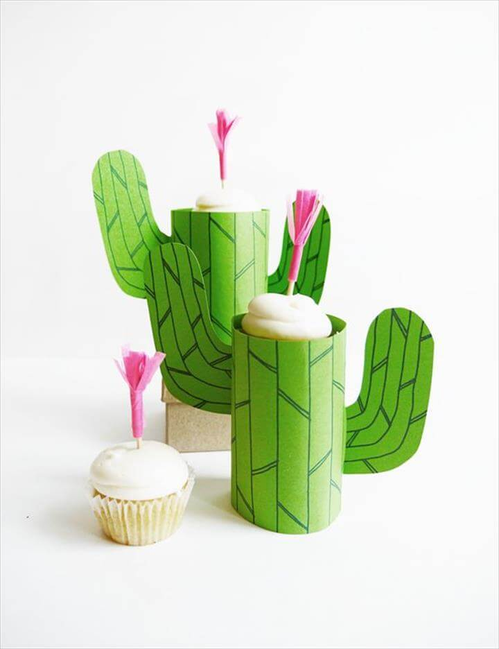 Faux Cacti and Succulent