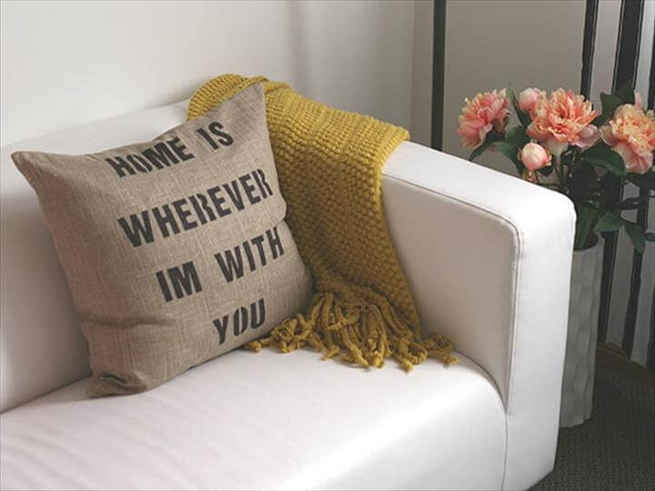 Awasome Quote Pillows: