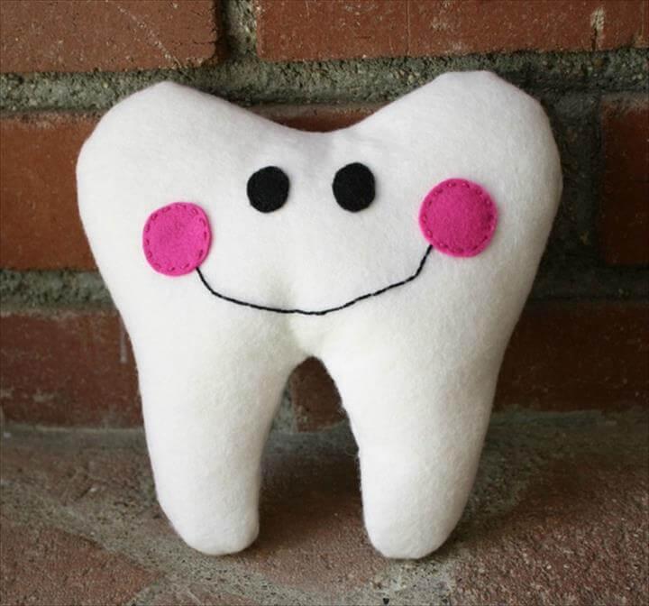 Adorable Tooth Fairy Ideas