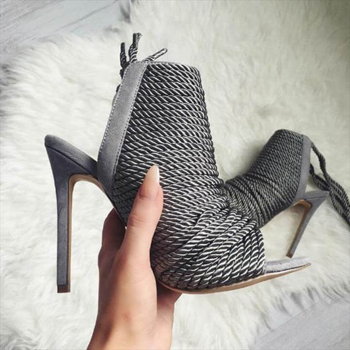 awesome shoes makeover
