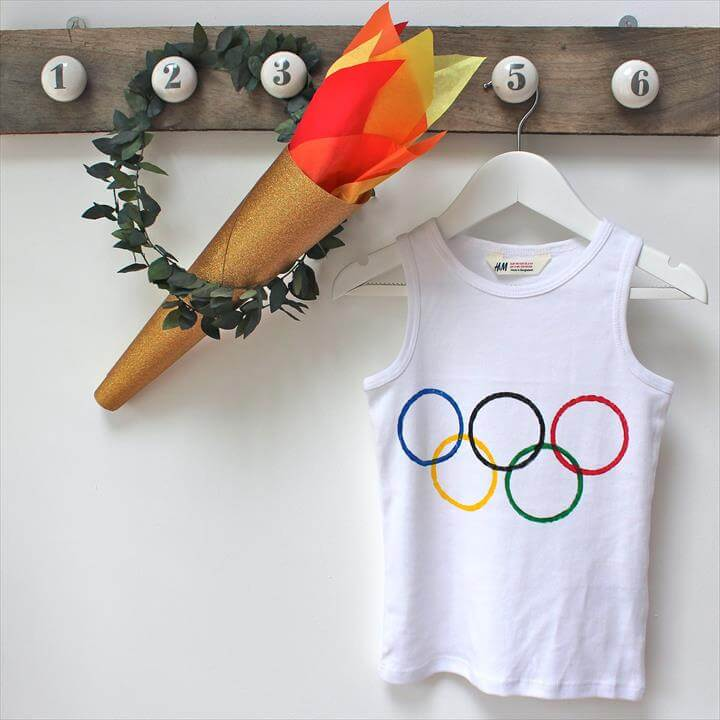 Kids Olympic Craft Activities & Resources