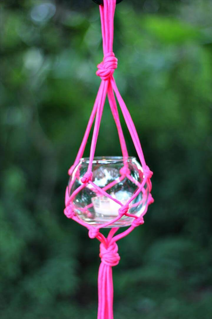 DIY Outdoor Lantern Ideas