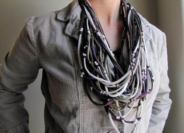 diy scarves to look fashionable on your spring walk