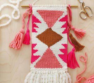 Best 54 Ideas About DIY Yarn Wall Art