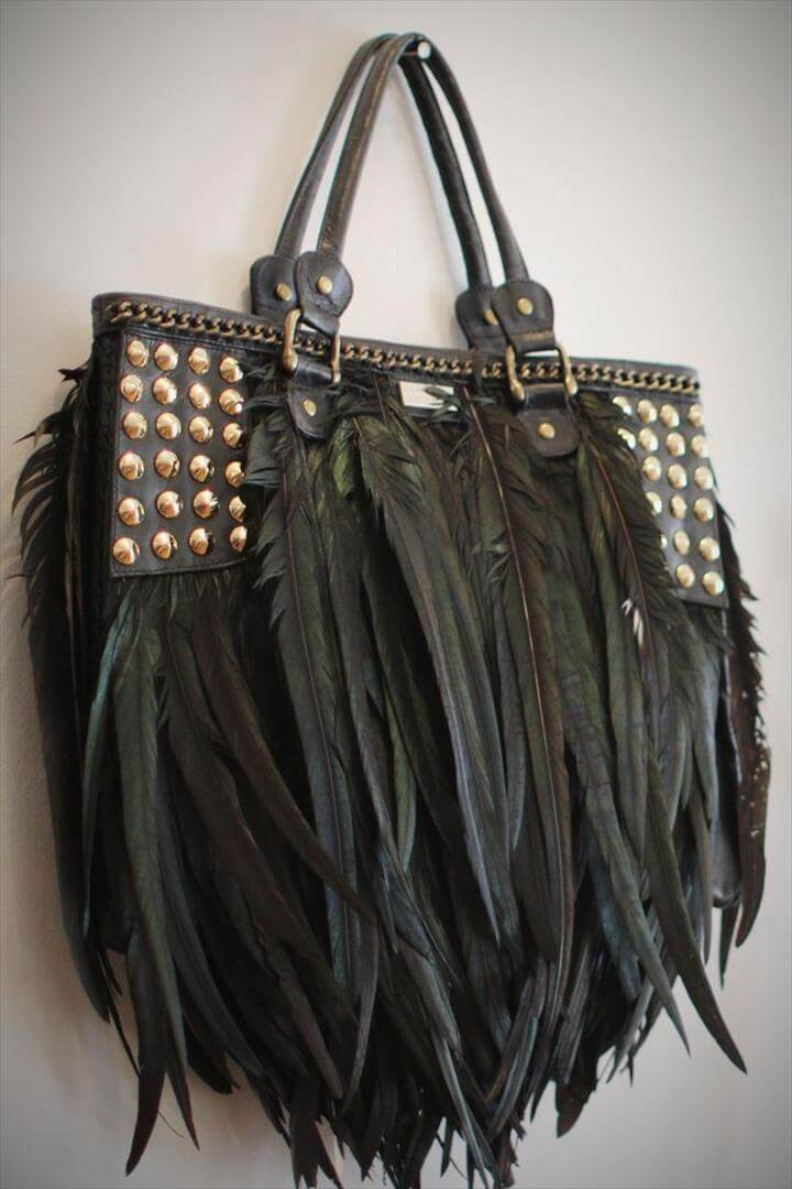 Feather Bags collection for girls