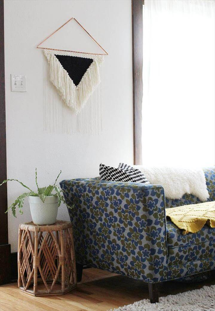 Best 54 Ideas About Diy Yarn Wall Art