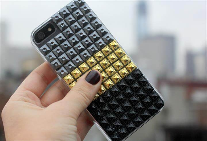 Stud iPhone Case