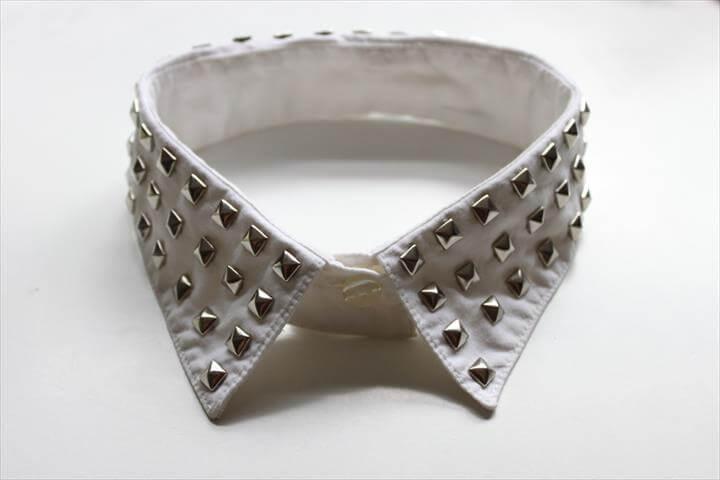 diy studd collar