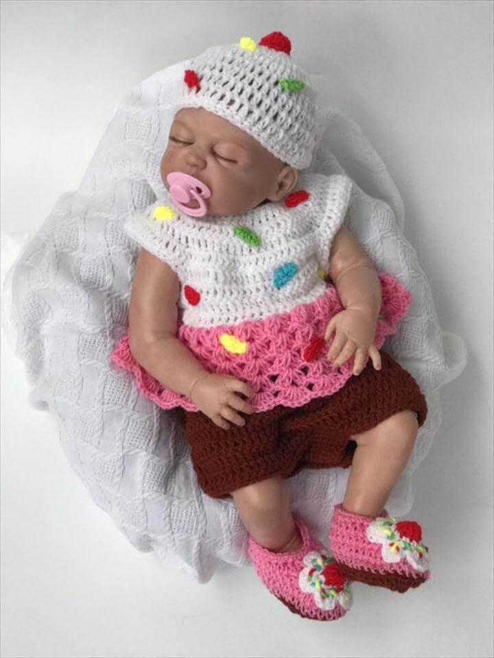 Baby Cupcake Costume, Baby Halloween Costume, Baby Shower gifts, Baby Cupcake Photo Prop, Halloween cupcake Costume, Baby Cupcake Outfit