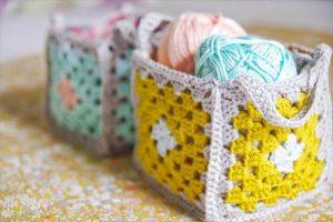 28 Classic Crochet Granny Square Projects