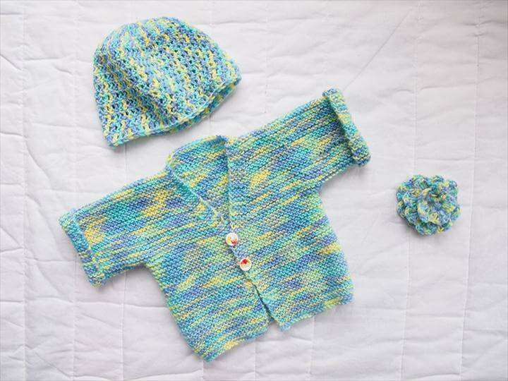 Tried and Tested: Free baby knitting and crochet patterns for beginners