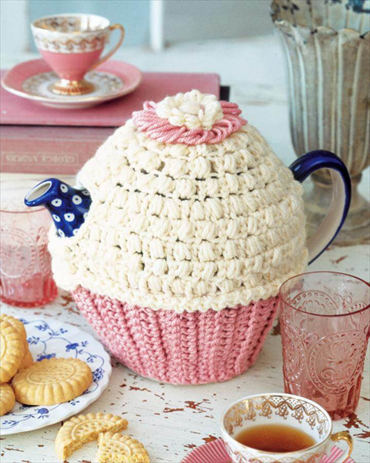 angel tea cozy