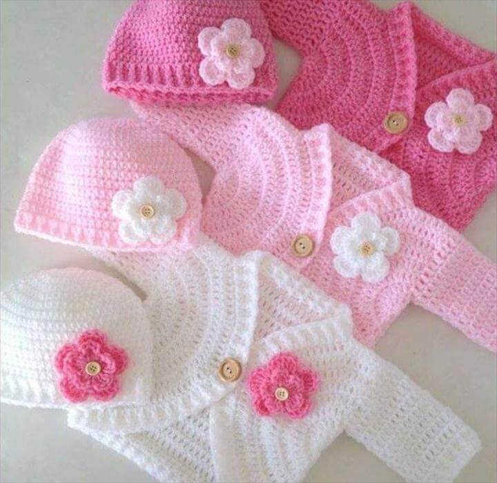 c19e1d6ecf2f 47 Cute Crochet Pattern   Ideas For Babies