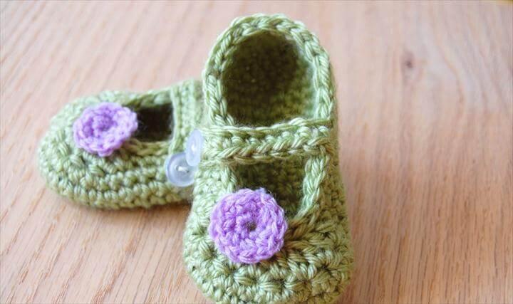 47 Cute Crochet Pattern Ideas For Babies