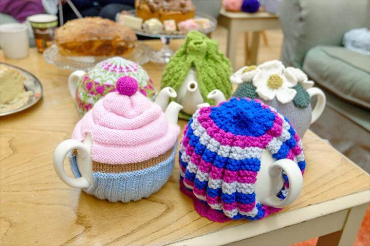 Crochet Big Tea Cosy