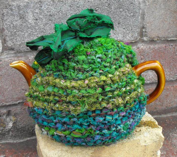 FREE Tea Cosy Pattern
