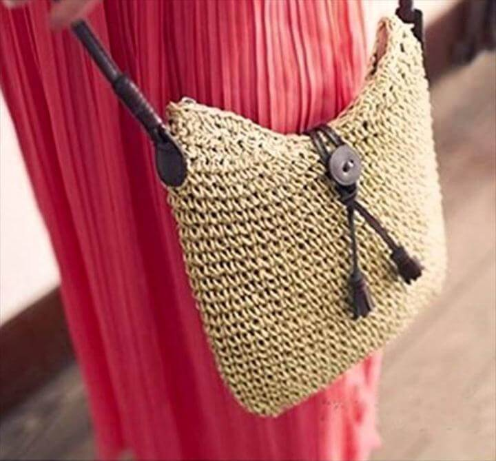 amazing crochet bag