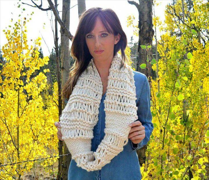 Amazing DIY Fashion Projects for Winter