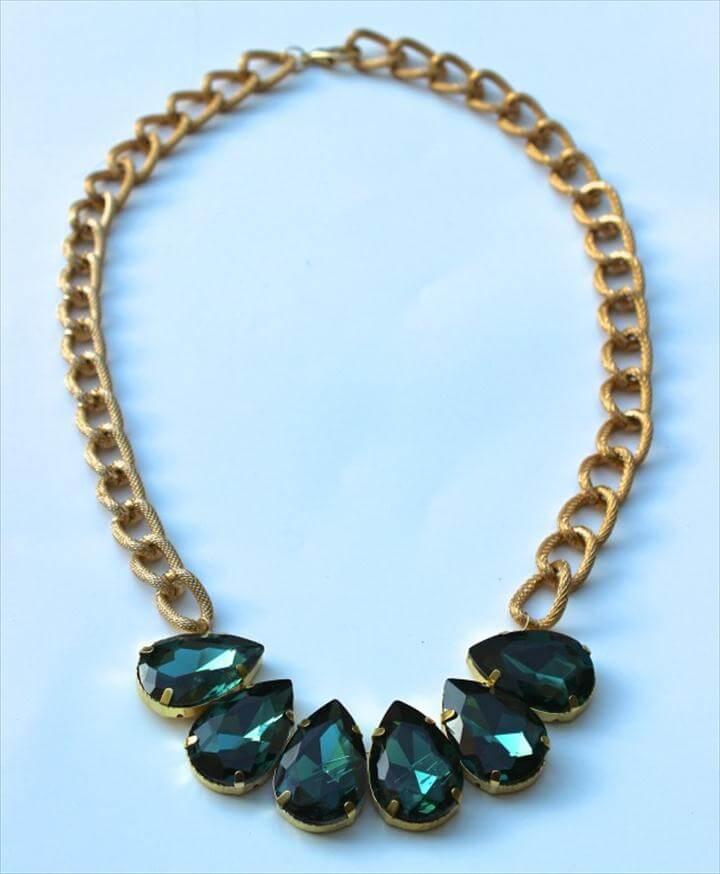 diy nice necklace design