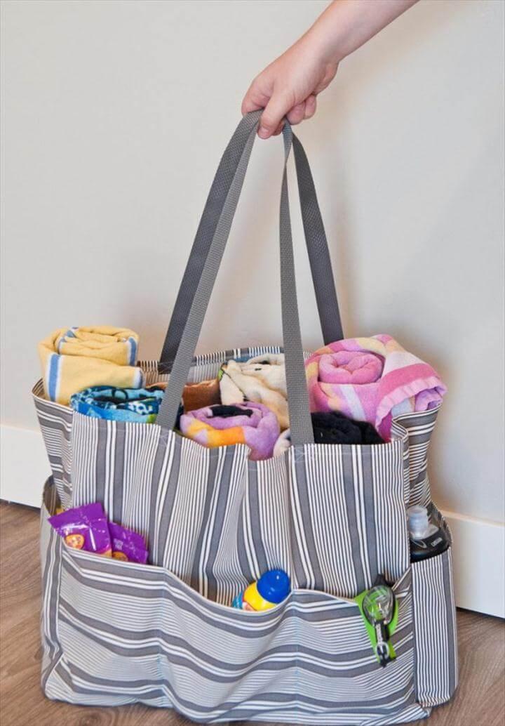 diy bag for storage