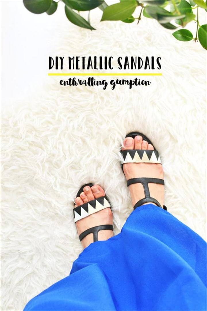 Great DIY Fashion Projects For Stylish Summer