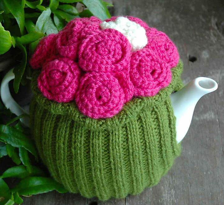 Rosie Posy Tea Cosy