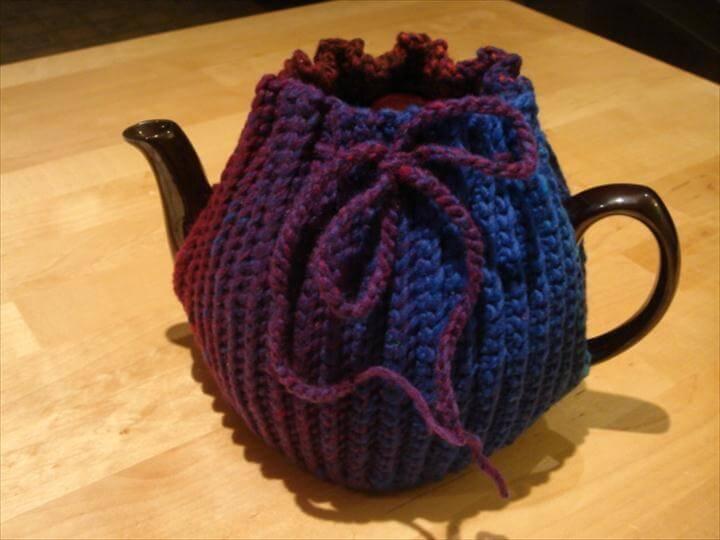 Crochet Tea Pot Cozy/warmer