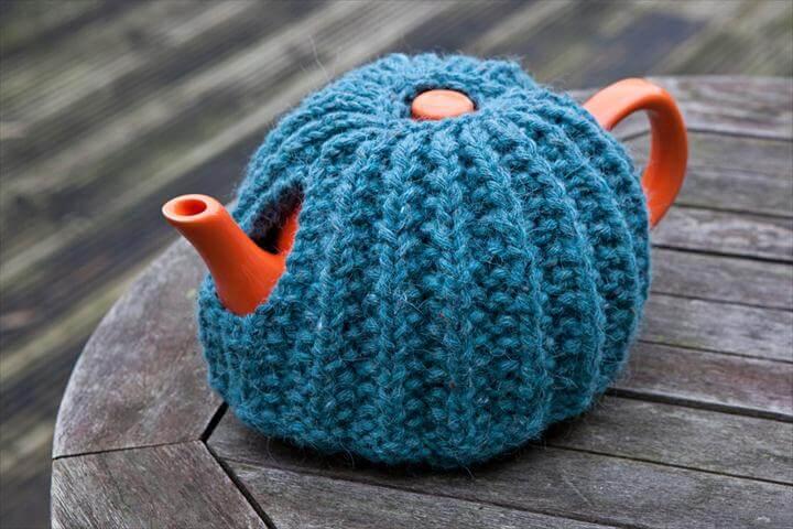 crochet tea cozy pattern