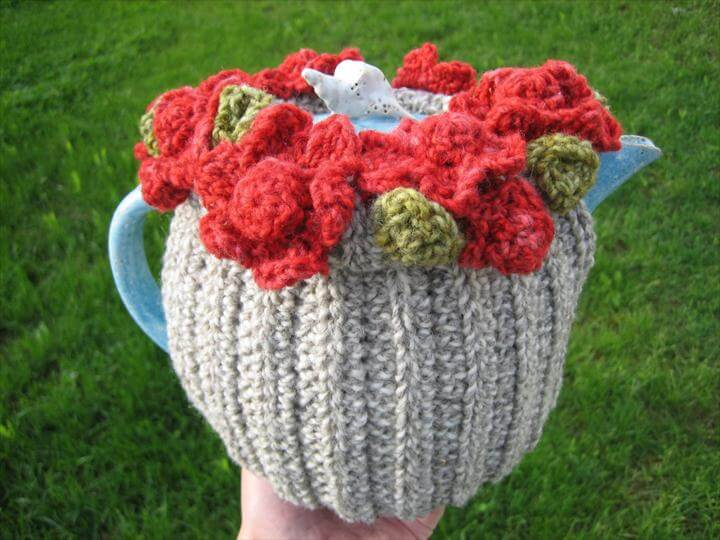 Lovely Tea Cozy Patterns: