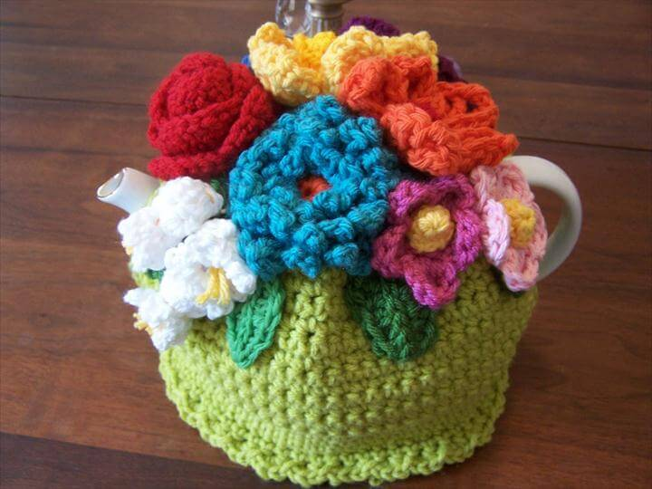 Granny Tea Cozy Tutorial