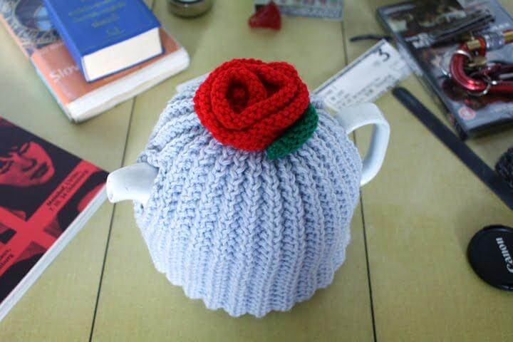 TEA COSY PATTERN CROCHET – Crochet