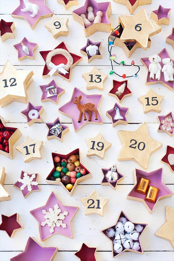 DIY Advent Calendars to Make Now So You're Ready for December