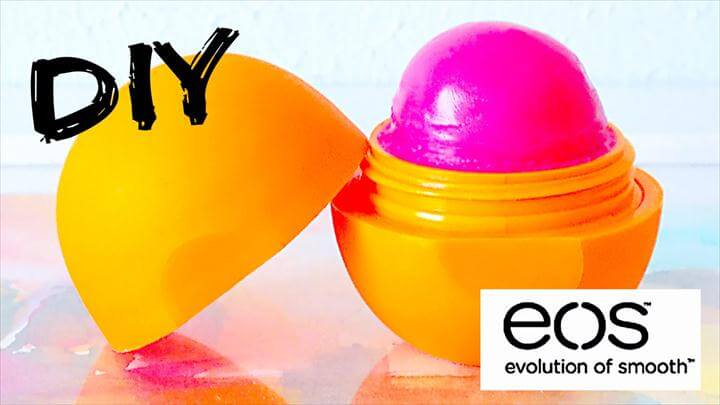 eos lip balm diy
