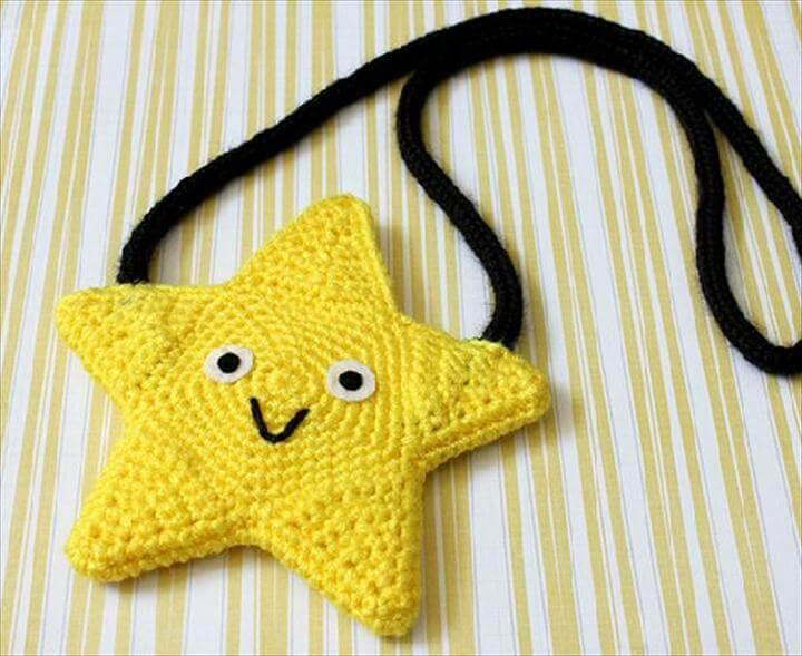 Star Butterfly Purse