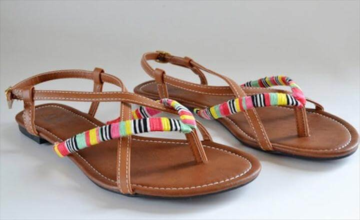 Friendship Sandals
