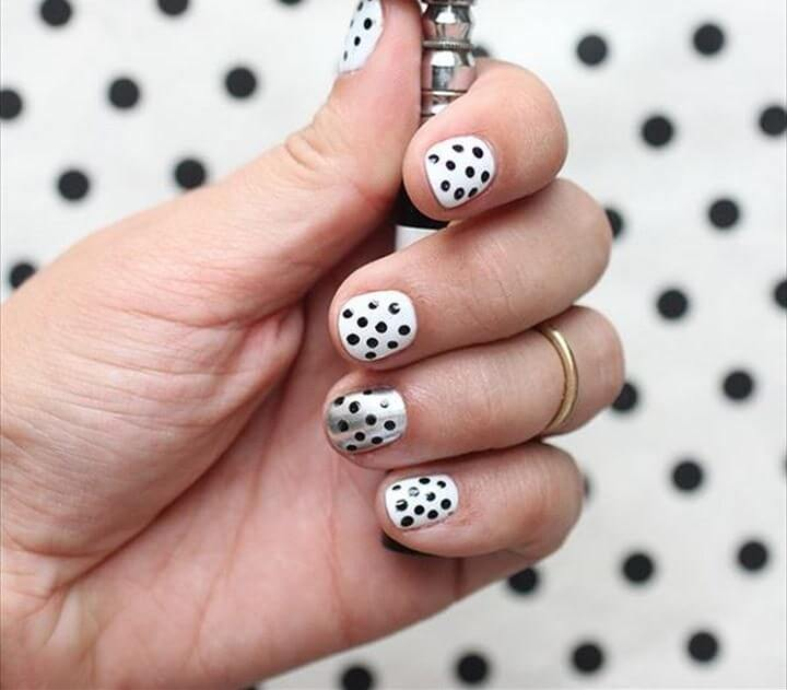 15 DIY Outstanding Polka Dot Fashion Ideas | DIY to Make