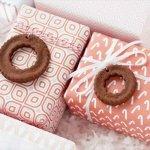 Cinnamon Dough Gift Tags