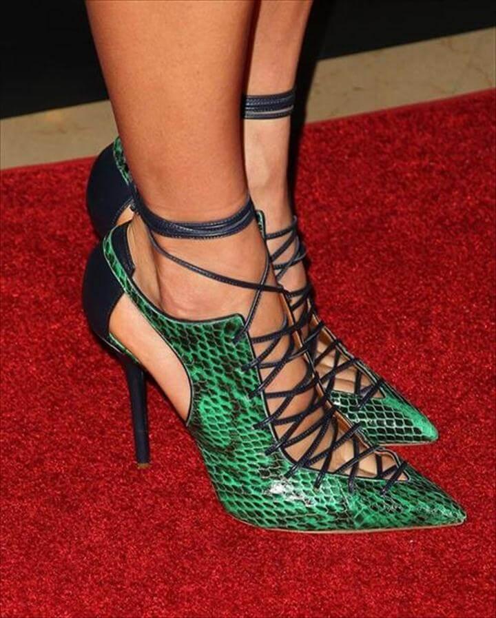 Cool diy high heel shoes designs:
