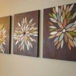 New Diy Home Wall Decor DIY Wall Art DIY Craft New Ideas