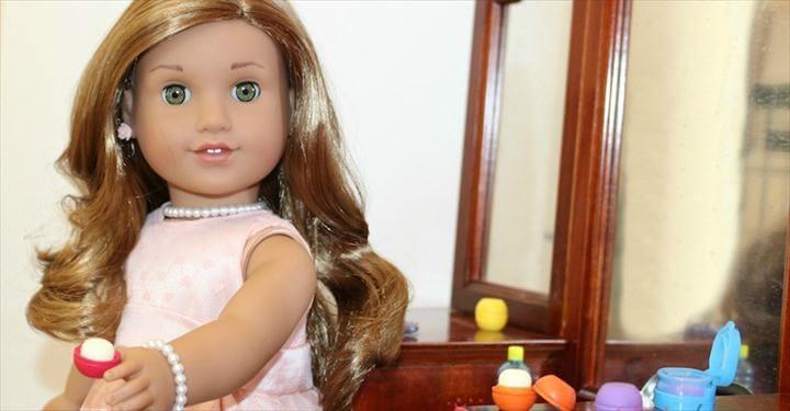 DIY American Girl EOS Lip Balm