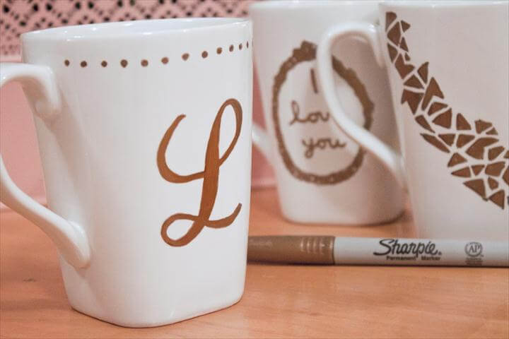diy coffee mug, coffee mug design
