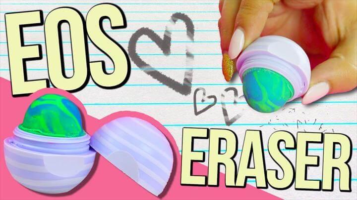 DIY EOS ERASER