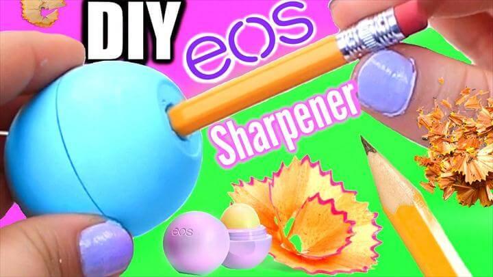 DIY EOS SHARPENER