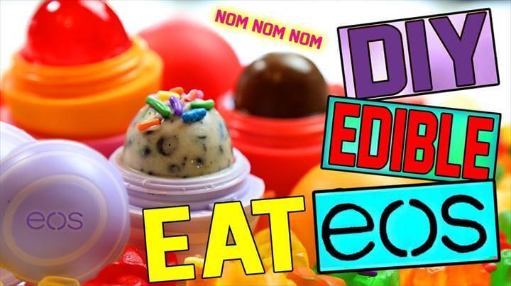 DIY EDIBLE EOS!